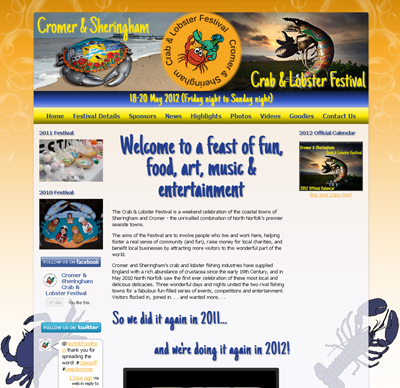 www.crabandlobsterfestival.co.uk