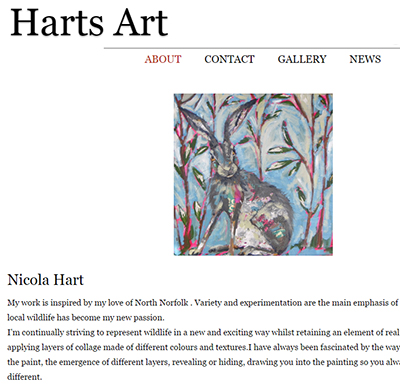 www.harts-art.co.uk