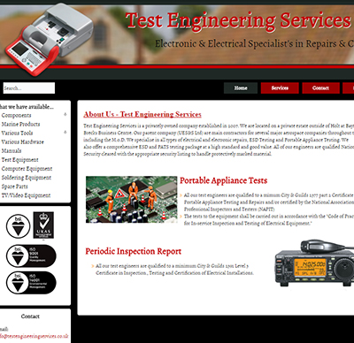 www.testengineeringservices.co.uk